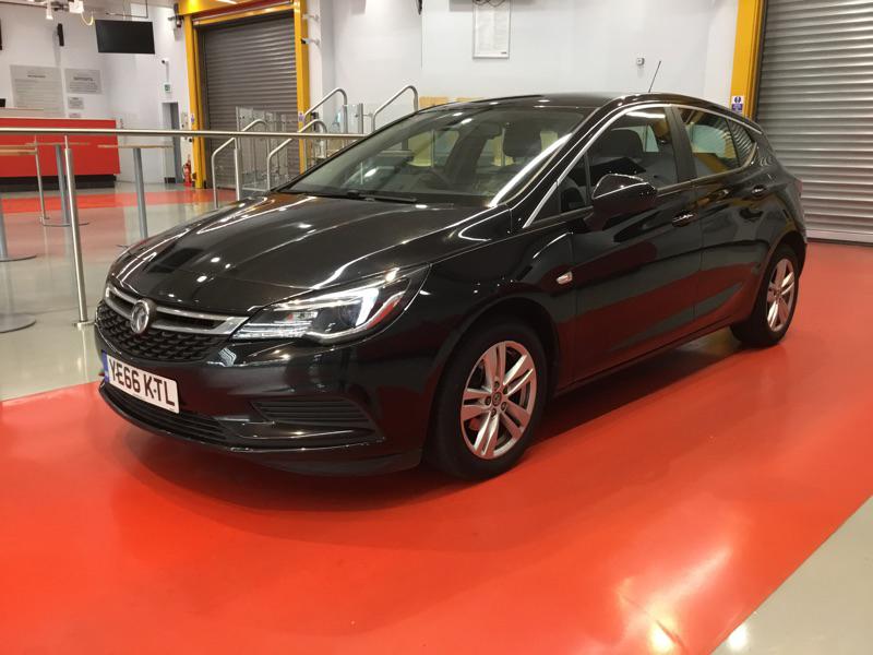 Vauxhall ASTRA DESIGN CDTI ECOFLEX